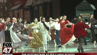 The Nutcracker performed at Holt High School - Video