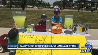 Stapleton neighbor calls police on boys' Memorial Day lemonade stand