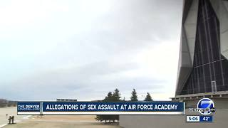 Air Force Academy facing new sexual assault allegations - Video