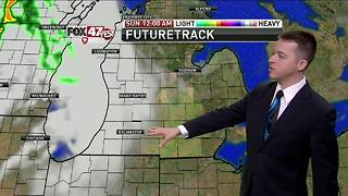 Dustin's Forecast 8-25 - Video