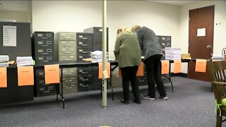 Southeastern counties begin canvassing election results