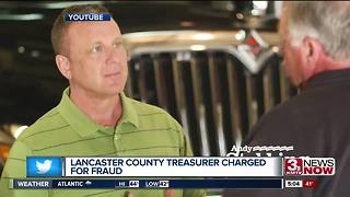 Lancaster County Treasurer faces fraud charges