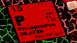 Stuff They Don't Want You to Know: What is peak phosphorus? - Video