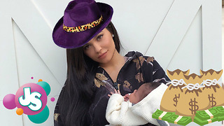 Is Kylie Jenner Pimping Out Baby Stormi? | JS - Video
