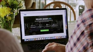 Ford unveils Ready.Shop.Go online car-shopping to reduce dealership wait time - Video