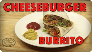 Cheeseburger burrito recipe - Video