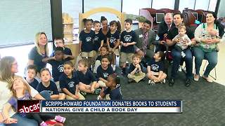 Positivwely Tampa Bay: #GiveAChildABook - Video