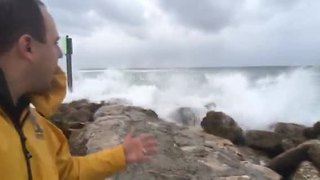 Update from Boca Inlet - Video