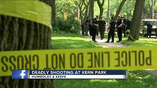 One person dead after Kern Park shooting - Video