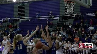Millard North vs. Bellevue East girls - Video