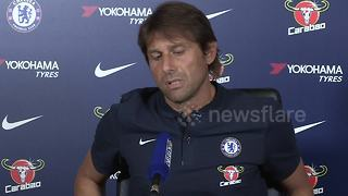 Antonio Conte does not Arsene Wenger's sympathy - Video