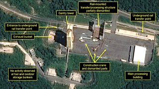 North Korea Is Reportedly Dismantling Key Missile Program Facilities - Video