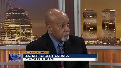 To The Point 8/18/19: U.S. Rep. Alcee Hastings