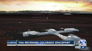 Denver metro may soon be the gateway to space thanks to Spaceport Colorado - Video