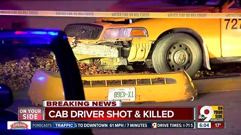 PD: Newport taxi driver shot dead in attempted robbery