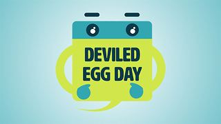 Name The Day: Deviled Egg Day - Video