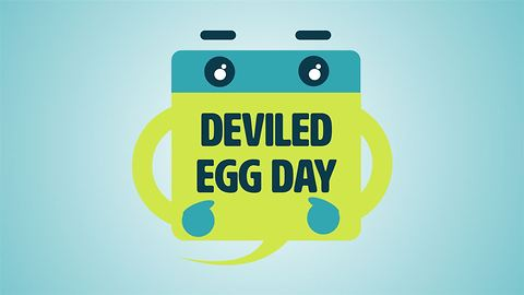 Name The Day: Deviled Egg Day
