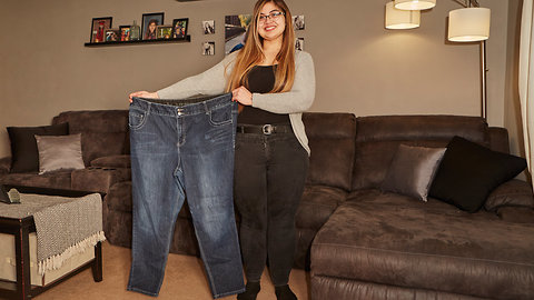 412lb Mum Loses 230lb In 15 Months | TRULY