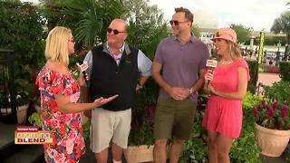 The Morning Blend takes a trip to Orlando to get a behind the scenes look of The Chew - Video