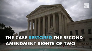 Supreme Court Declines To Hear Case On Gun Ownership By Felons - Video