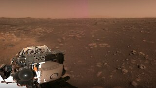 NASA's Perseverance Mars rover wows with first sweeping panorama