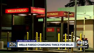 Wells Fargo to fix bill pay glitch - Video
