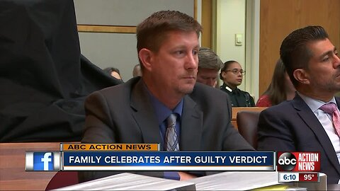 Michael Drejka found guilty of fatally shooting unarmed man outside convenience store over parking spot in 2018