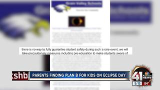 Schools plan for total solar eclipse in different ways - Video