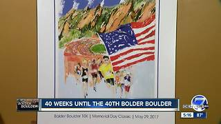 BolderBOULDER turning 40 in 2018 - Video
