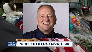 Fallen MPD officer's church mourns