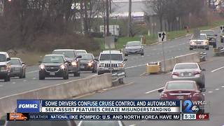 Confusing cruise control with self-driving cars