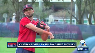 Former FAU star C.J. Chatham prepares for Spring Training with Boston Red Sox