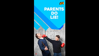 4 hilarious lies your parents told you as a kid *
