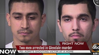 PD: Two arrested in Glendale fatal shooting - Video