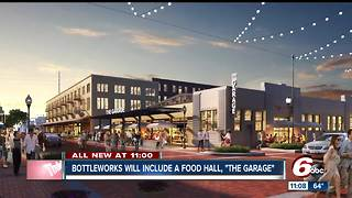 New development near Mass Ave former Coke plant will feature food hall, hotel - Video