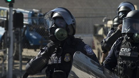 Fact Check: Did Obama Administration Use Tear Gas At US-Mexico Border?
