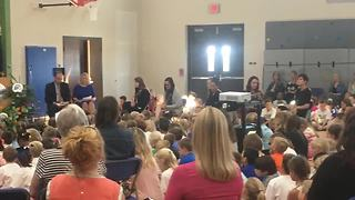New school shows population growth in Overland Park - Video