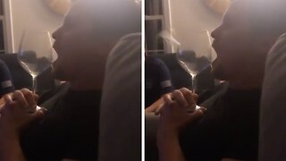 This guy shatters a wine glass using only his voice