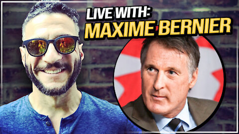 Live Stream with Maxime Bernier - People's Party of Canada