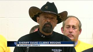 What's next for former Milwaukee County Sheriff David Clarke? - Video