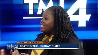 Ask the Expert: Beating the holiday blues