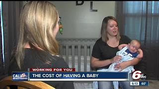 $33,000 hospital bill shocks new mom - Video