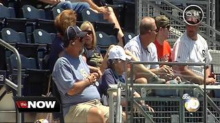 Petco Park expands safety netting