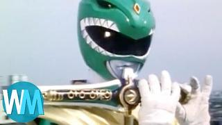 Top 10 Power Rangers Weapons - Video