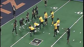 FULL VIDEO: 2018 Bakersfield Army All-star arena football game - Video