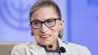 As Trump Sings Ginsburg's Praises, Source Says He's Been 'Salivating' To Replace Her