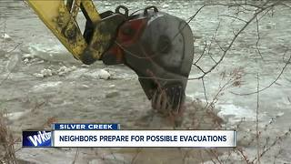Neighbors prepare for possible evacuations - Video