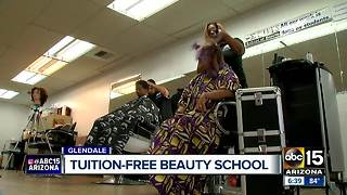 Sigma Cuts School of Beauty allows free degree - Video