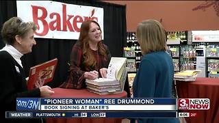 Pioneer Woman makes top in Omaha - Video
