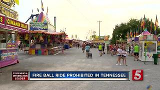 Wilson County Fair Will Not Change Carnivals - Video